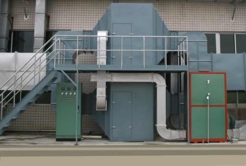 四川催化燃烧设备
