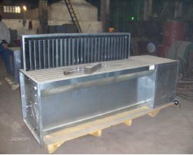 焊烟净化-北京重型电机厂焊接车间