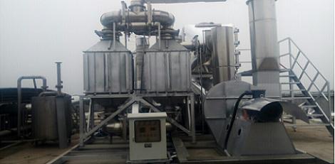 RCO固定床低温催化燃烧技术