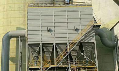 LCDM型长袋低压离线脉冲除尘器