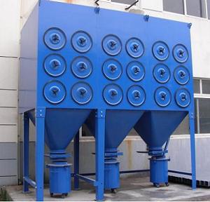WLDC沉流式滤筒除尘器