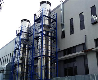 成都活性炭吸附在工业有机废气治理中的应用