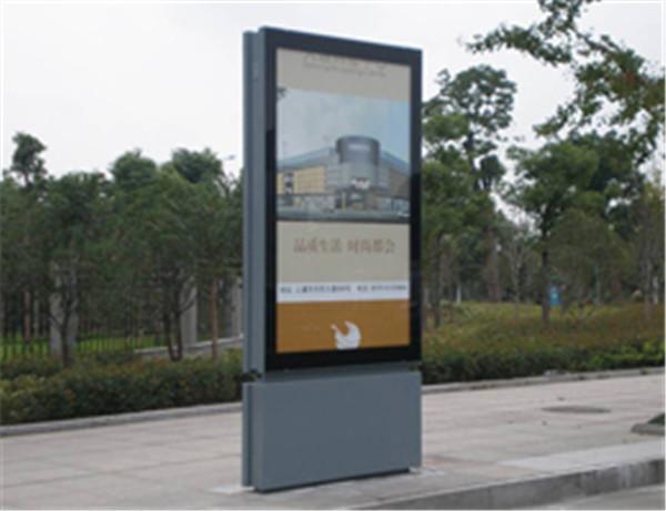 成都广告灯箱主要特点及其用途