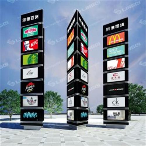 常见的成都广告灯箱有哪些类型?