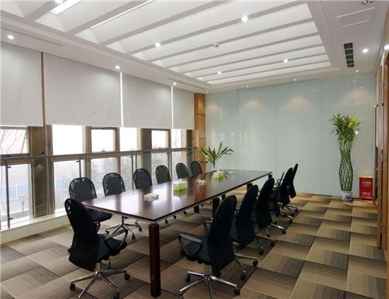 河南环境影响评价公司会议室环境展示