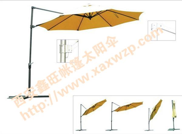 西安广告伞定做价格