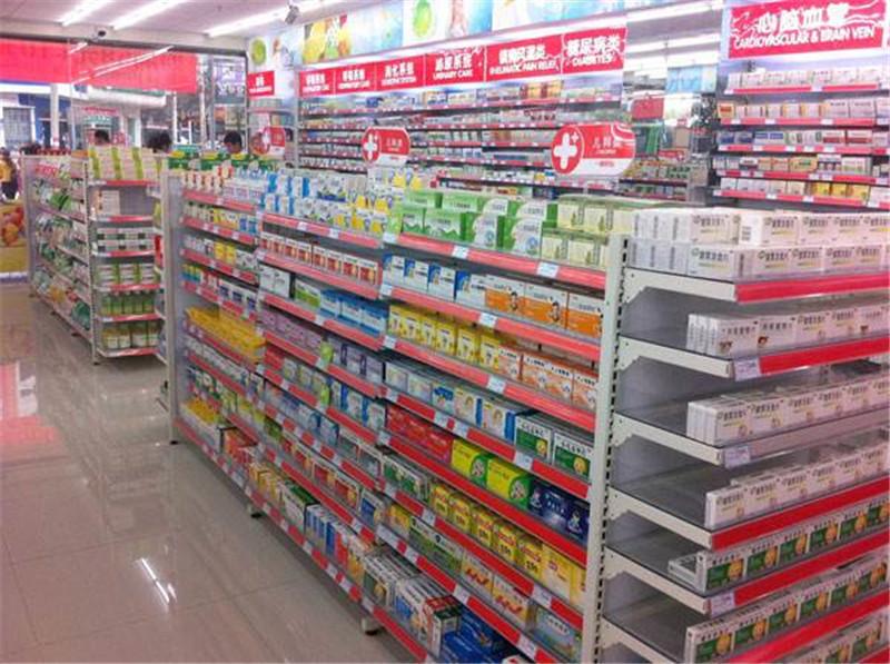 宜昌药店货架销售