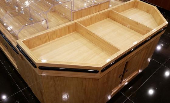 木质展柜定制