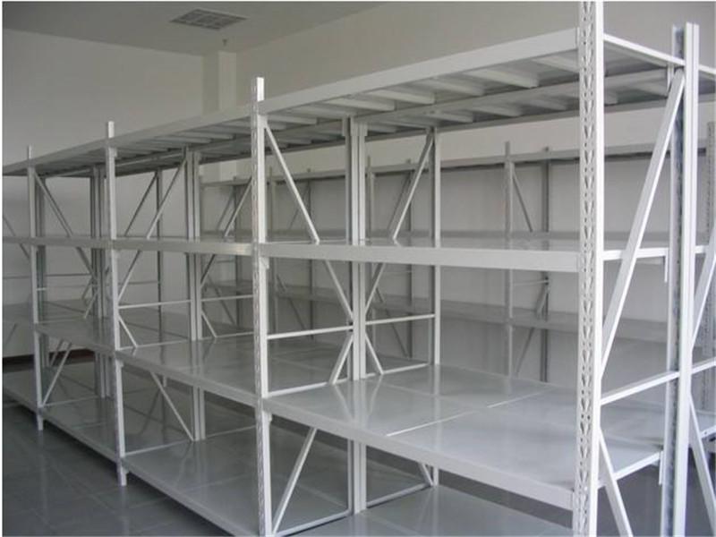 为客户定制一批库房货架