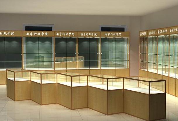 玻璃珠宝展示柜