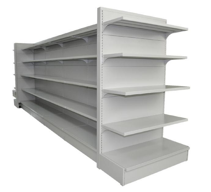 超市货架结构