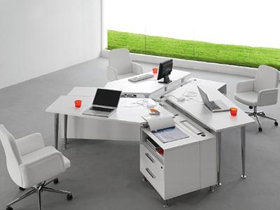 异型员工桌