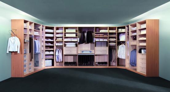 小编教你西安整体衣柜如何选材?