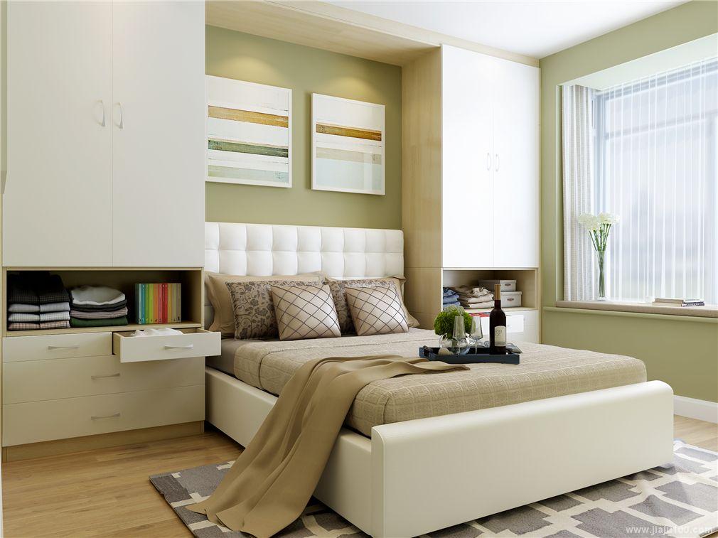 臥室設計效果圖