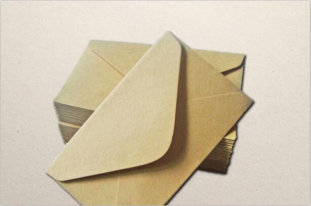 成都包装印刷--信封设计