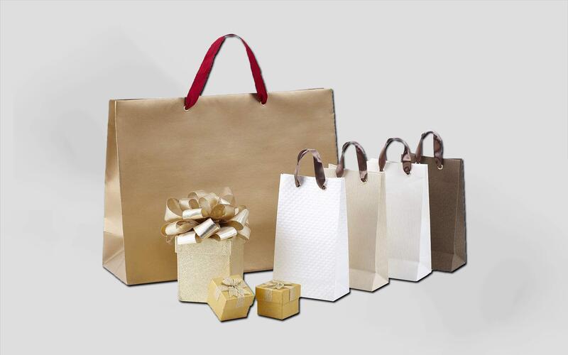 成都画册印刷--礼品袋设计