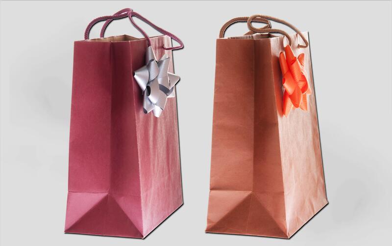 成都印刷设计--礼品袋订制