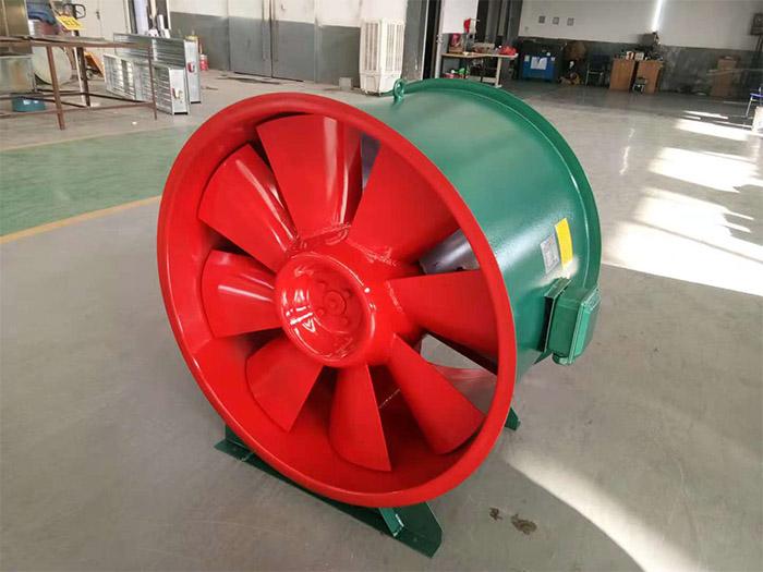 陕西轴流式消防排烟风机价格