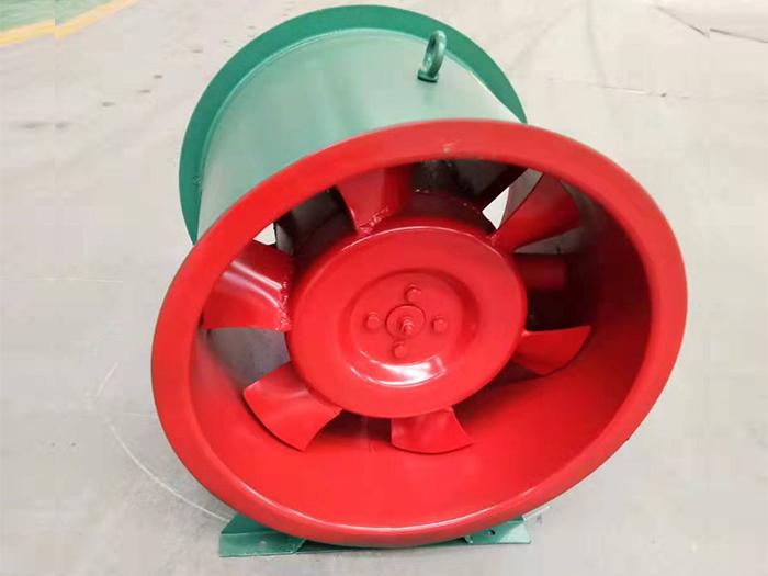 3c高温消防排烟风机