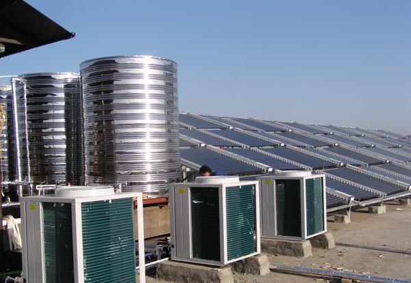 太陽能+空氣能