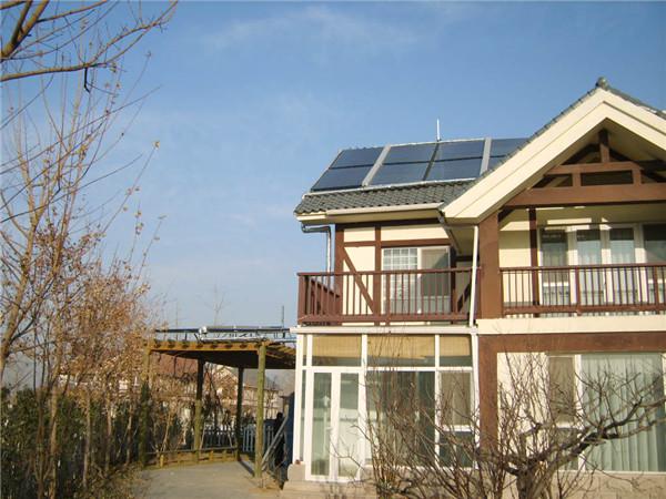 煤改太阳能