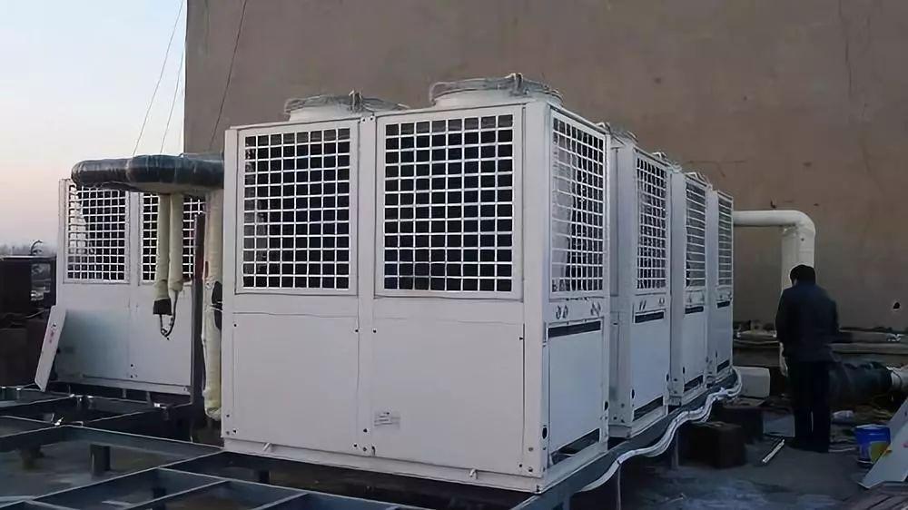 空气源热泵在酒店市场的应用