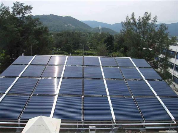 西安太阳能热水