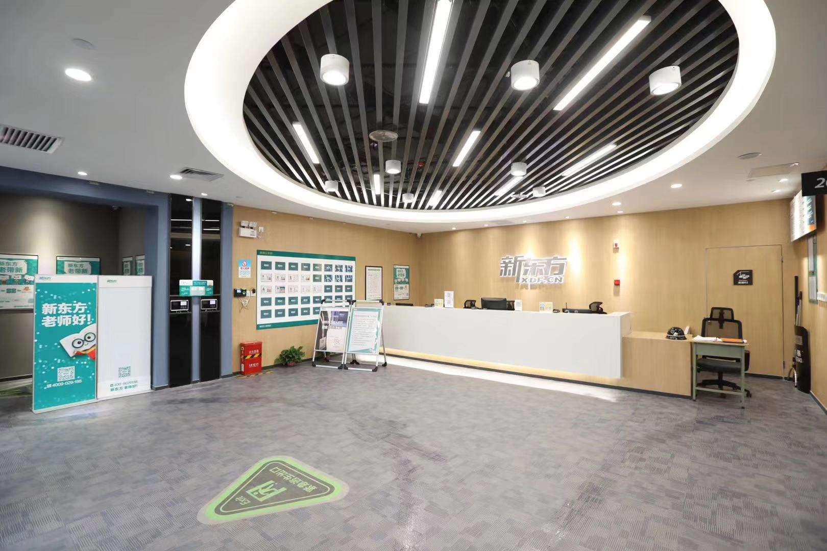 商用暖通-新东方胡家庙万和城教学区暖通工程