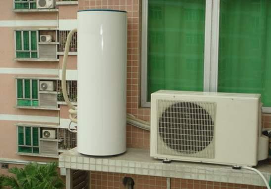 空氣能熱水