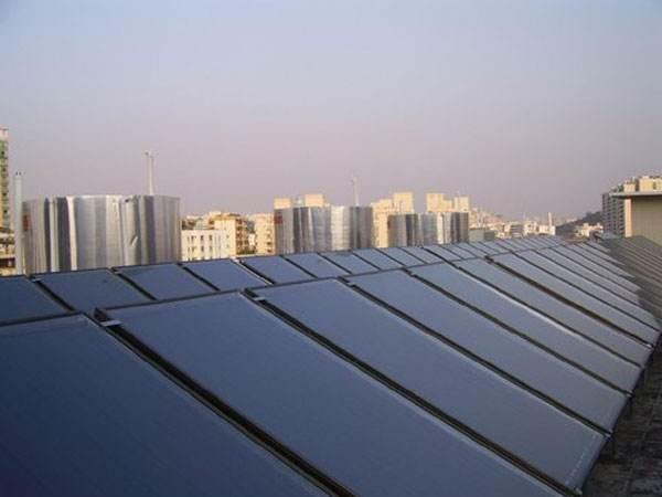 太阳能热水