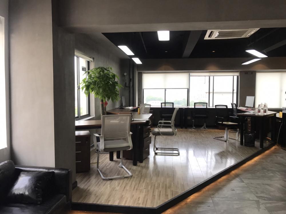 商用暖通-西安工业投资集团办公场所排风系统