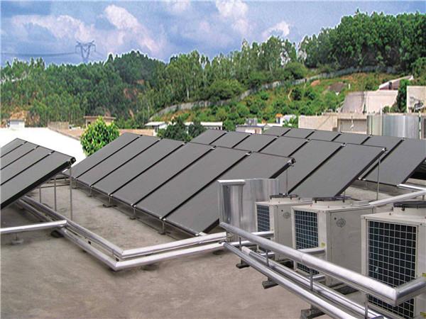 太阳能+空气能
