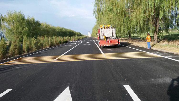 甘肅道路標線施工-道路標線工程