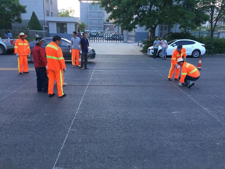 道路標線材料
