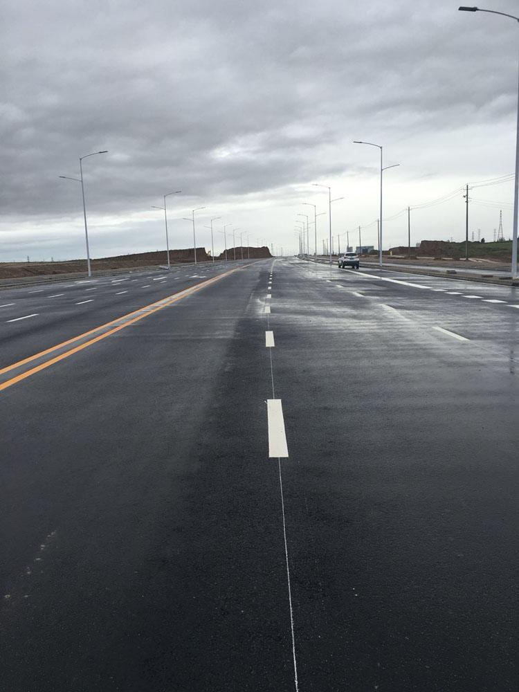 道路劃線施工