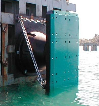 船舷板防撞板