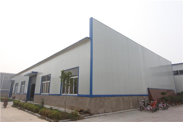 鼎元工程厂外环境