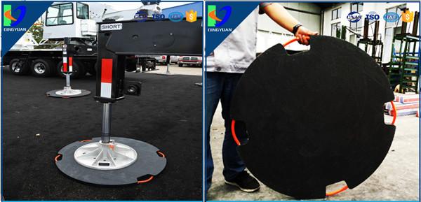 汽车行业合作案例:起重机垫板