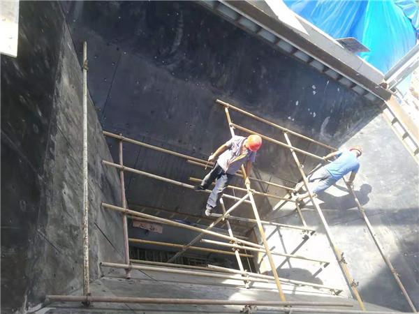 电厂合作案例:漏斗仓衬板