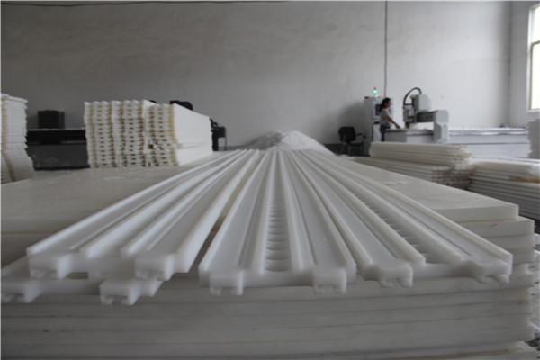 通用机械行业合作案例:超高分子量聚乙烯滑台