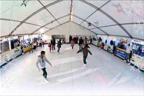 室内仿真溜冰场