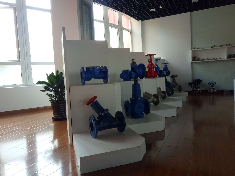 公司产品展示区