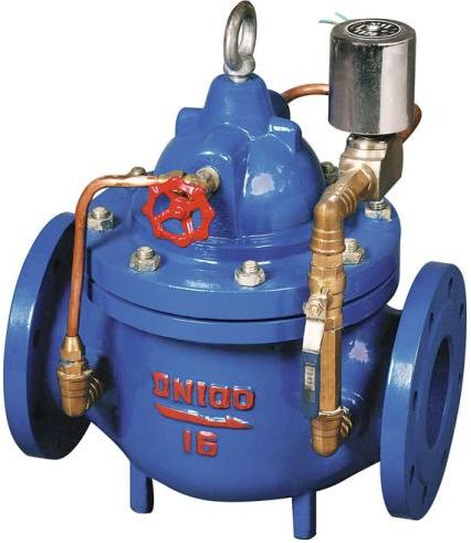 JLB600X-16Q水力电动控制阀