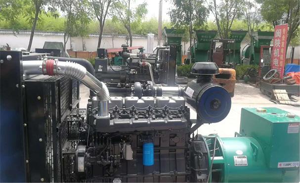 甘肅發電機品牌