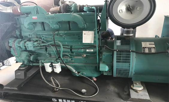 甘肅柴油發電機組型號