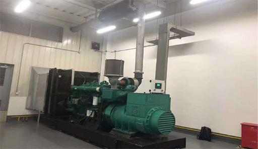 甘肅柴油發電機組廠家