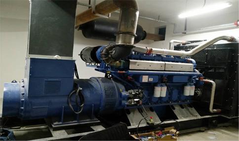 柴油發電機在使用過程中進行移動需要注意的問題