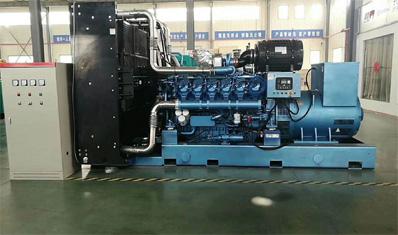 蘭州發電機組型號