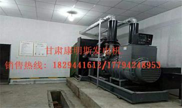 甘肃发电机组厂家