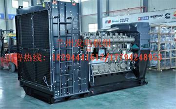 甘肅柴油發電機組價格